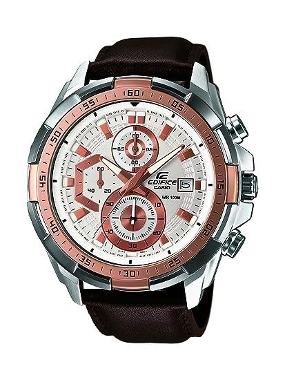 610eced547f7 Reloj Casio Edifice para Hombre EFR-539L-7AVUEF  Amazon.es  Relojes