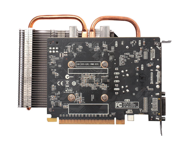 Amazon.com: Zotac GeForce GTX 750 Zone Edition 1 GB, GDDR5 ...