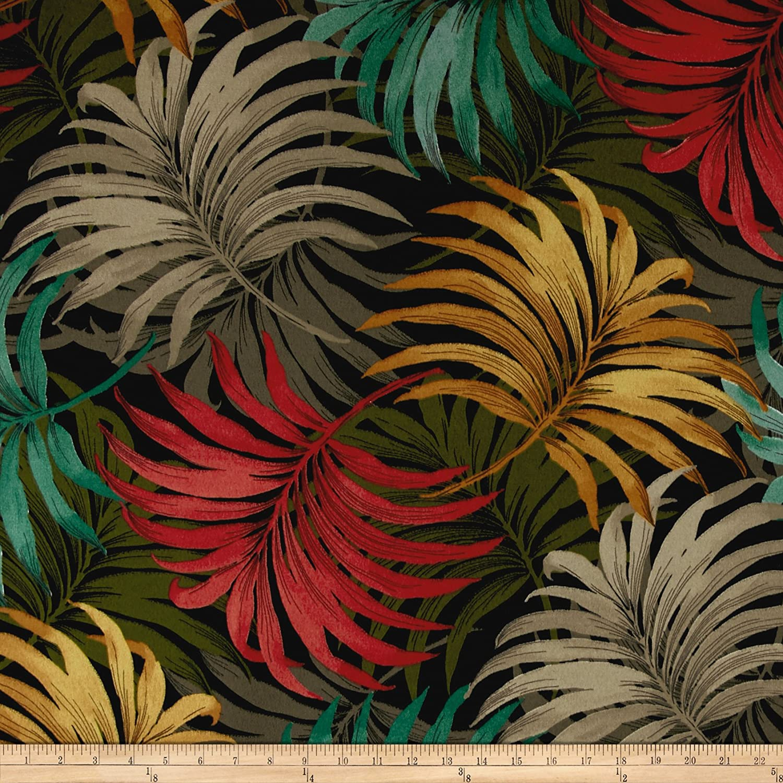 Swavelle//Mill Creek Indoor//Outdoor LaPerta Screen Fabric by The Yard Noir