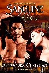 Sanguine Kiss Kindle Edition
