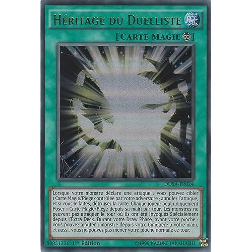 "Carte Yu-Gi-Oh! ""Héritage du Duelliste"" DUSA-FR024 - VF/ULTRA RARE"