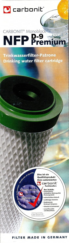 Carbonit Monoblock Sonderedition ähnlich NFP Premium für Sanuno DUO VARIO