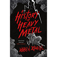 A History of Heavy Metal book cover