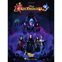 Descendants 3 Songbook: Music from the Disney Channel Original Movie book cover