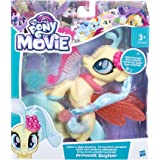 MY LITTLE PONY The Movie Glitter and Style Sea Pony Princess Sky Star Figure