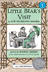 Little Bear's Visit (An I Can Read Book) Paperback