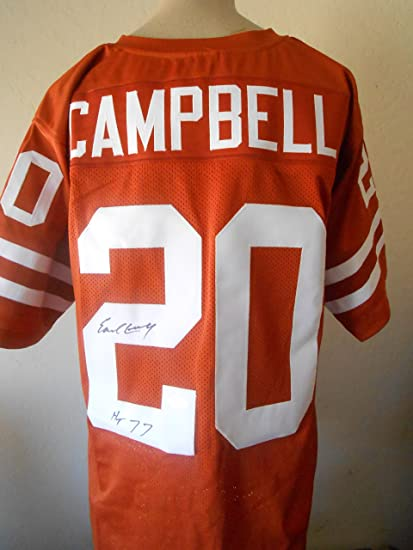 buy online 49072 9a74a EARL CAMPBELL