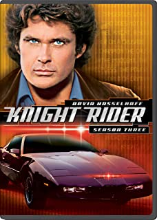 Amazon com: Knight Rider Pilot [DVD] (English audio): David