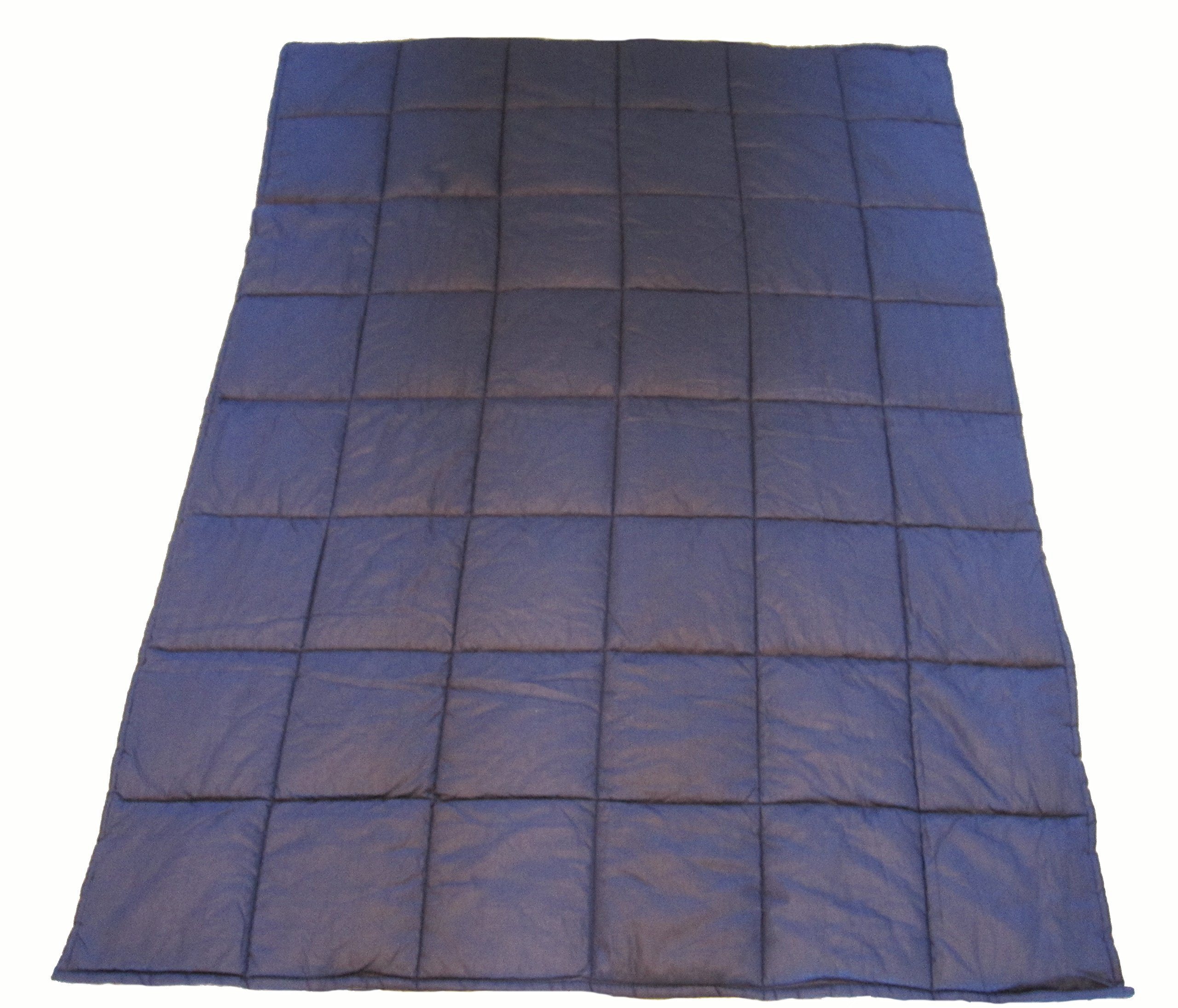 Weighted Blanket for Adults, 10lb, Cotton, Stress and Anxiety Relief, Helps Calm AAD, ADHD, Autism By Jade Silk by Jade Silk (Image #6)