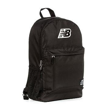 New Balance Unisex s Pelham Classic Backpack V2 Black f415b8ef06ec9