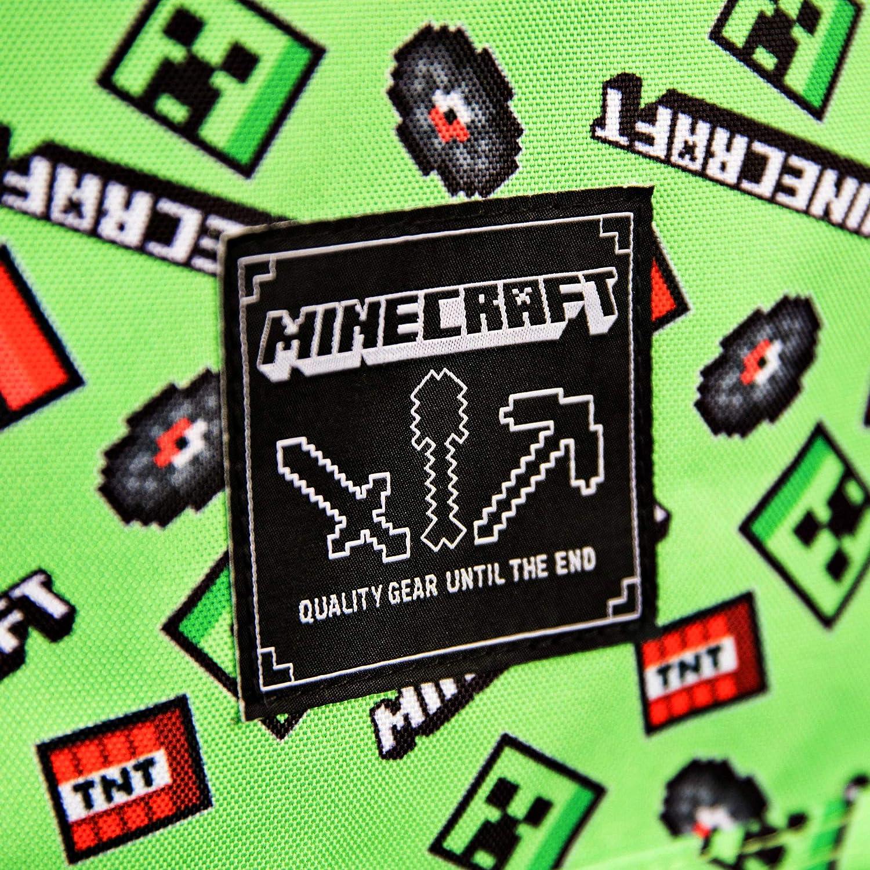 Minecraft Mochilas Escolares Juveniles   Mochilas y Carteras ...