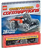 Klutz Lego Crazy Action Contraptions Book Kit K434151
