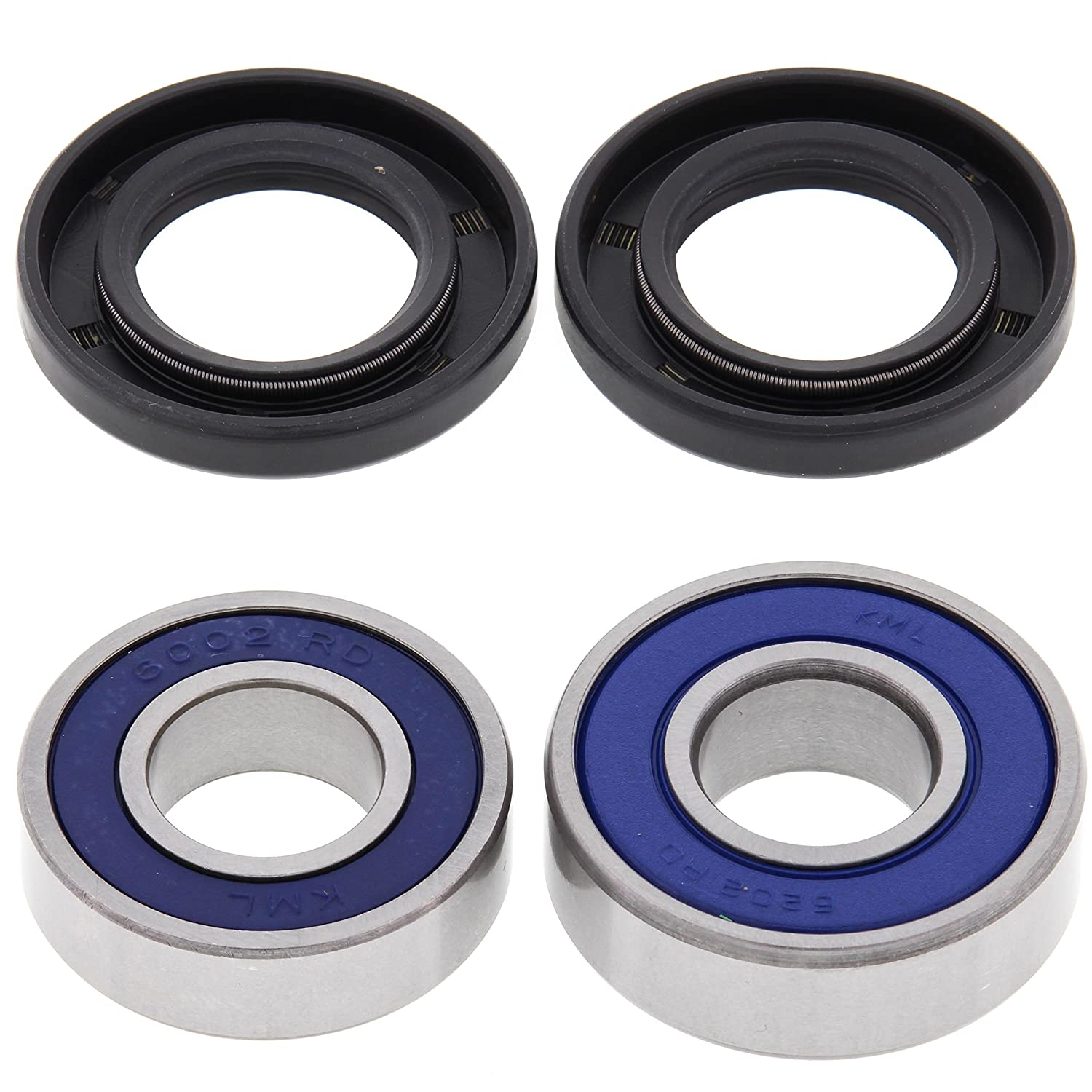 All Balls 25-1168 Rear Wheel Bearing Kit All Balls Racing