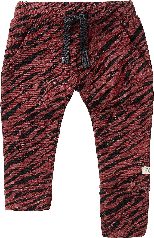 Noppies U Pants Jersey Loose Kirsten AOP Pantaloni Unisex-Bimbi