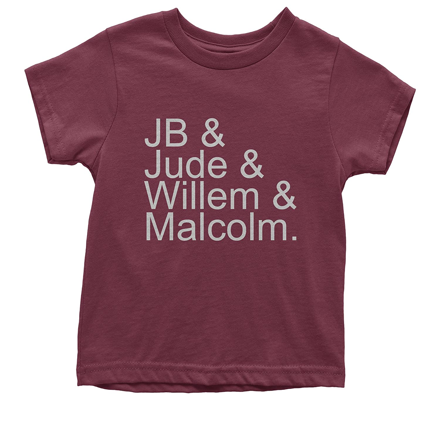 Jude Malcolm Youth T-Shirt FerociTees JB Willem