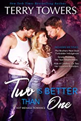 Two Is Better Than One (Steamy Menage MFM Romance Collection) Kindle Edition