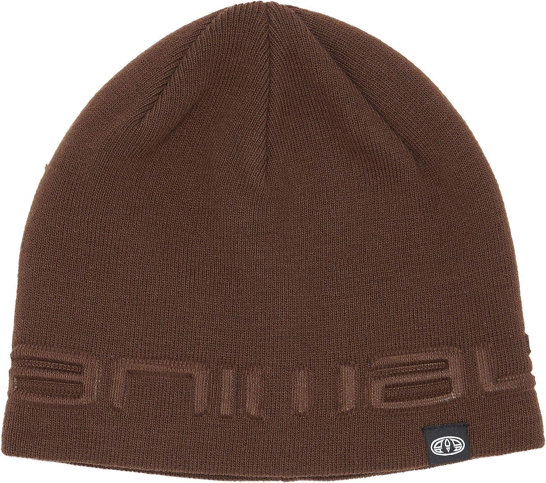 Animal Mens Beanie Hat Agas