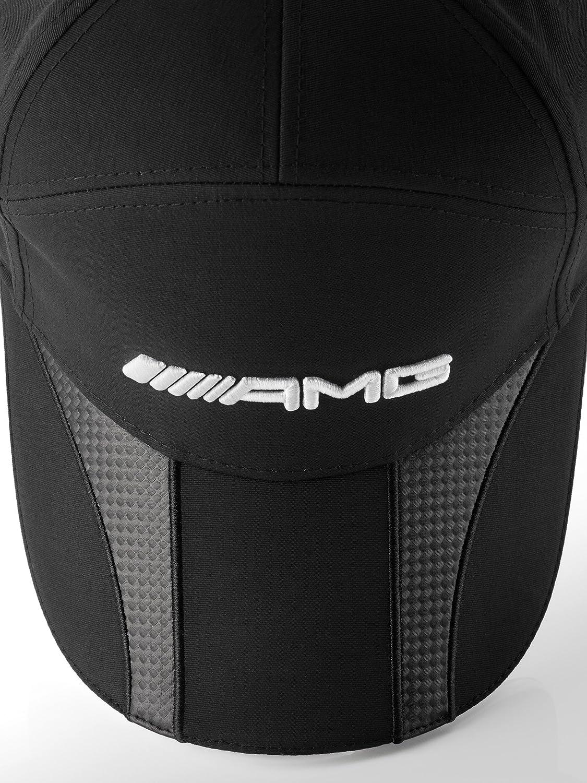 AMG Basecap schwarz AMG Cap Unbekannt Mercedes-Benz Kappe Baseballcap
