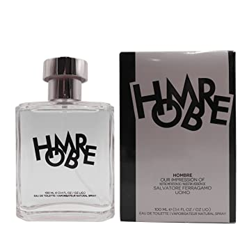 HOMBRE, Our Version of UOMO by SALVATORE FERRAGAMO, 3.4 fl.oz.100