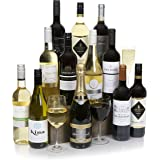The Grand Wine Hamper - Mixed Twelve Wine Bottle Selection - Luxury Fine & Vintage Wines