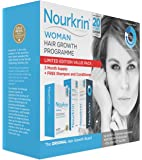 Nourkrin Woman Value Pack 180 Tablets,Shampoo and Conditioner