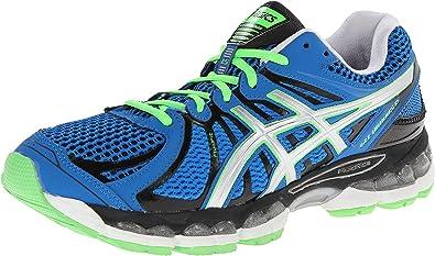 Asics Gel Nimbus 15 - Zapatillas de Atletismo y Running para Hombre, Talla 41.5: Amazon.es: Zapatos y complementos