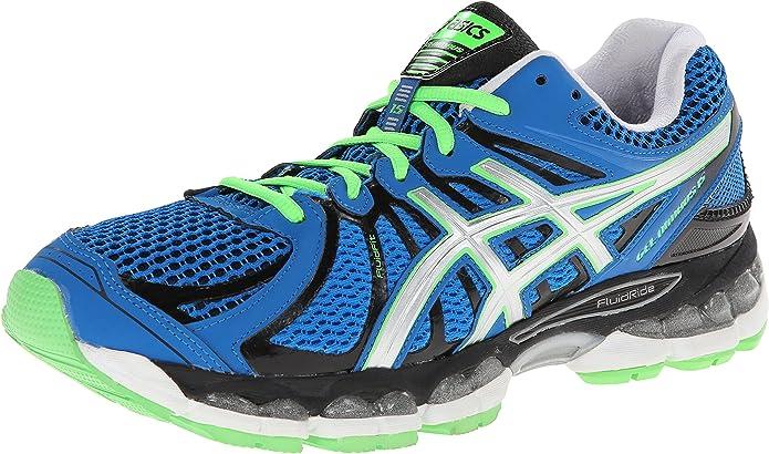 Asics Zapatillas Running Gel Nimbus 15 Azul EU 48 (US 13): Amazon ...