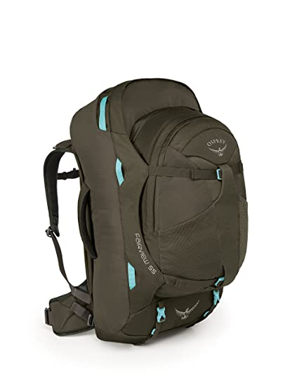701ad4a7b0 Amazon.com  Osprey Packs Fairview 55 Women s Travel Backpack  Sports ...