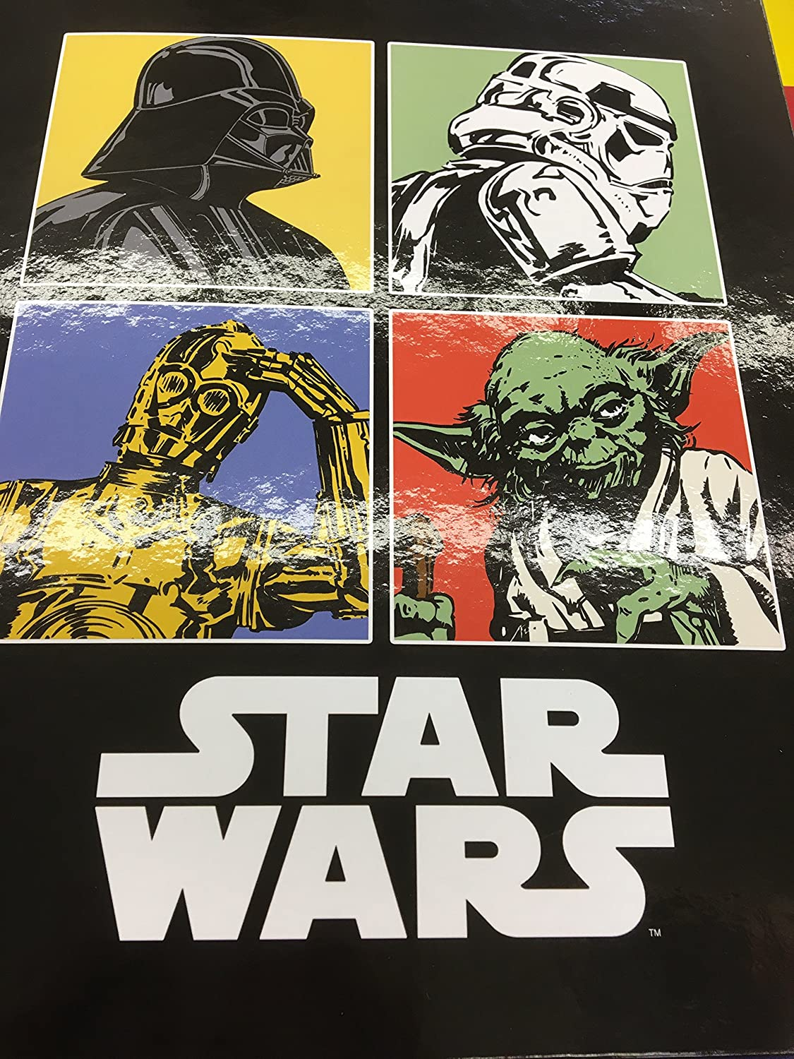 Agenda escolar Star Wars 2016/2017 1 día por página: Amazon ...