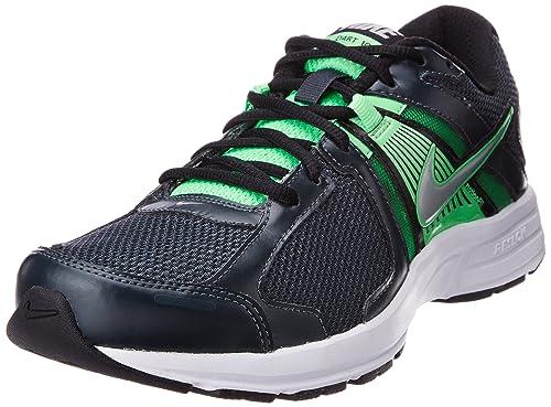 premium selection 0733d d6d87 Nike Mens Dart 10 MSL Classic Charcoal,Metallic Silver,Black,Poison Running  Shoes