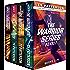 The Warriors Series Boxset I Books 1-4: A Bundle of Covert-Ops Suspense Action Novels