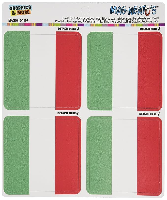 italy italian flag mag neato s tm automotive car bonnet boot