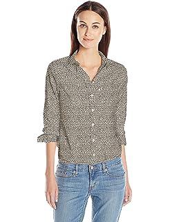 f47ef8313d8e Levi s Women s Ryan 1 Pocket Boyfriend Shirt at Amazon Women s ...