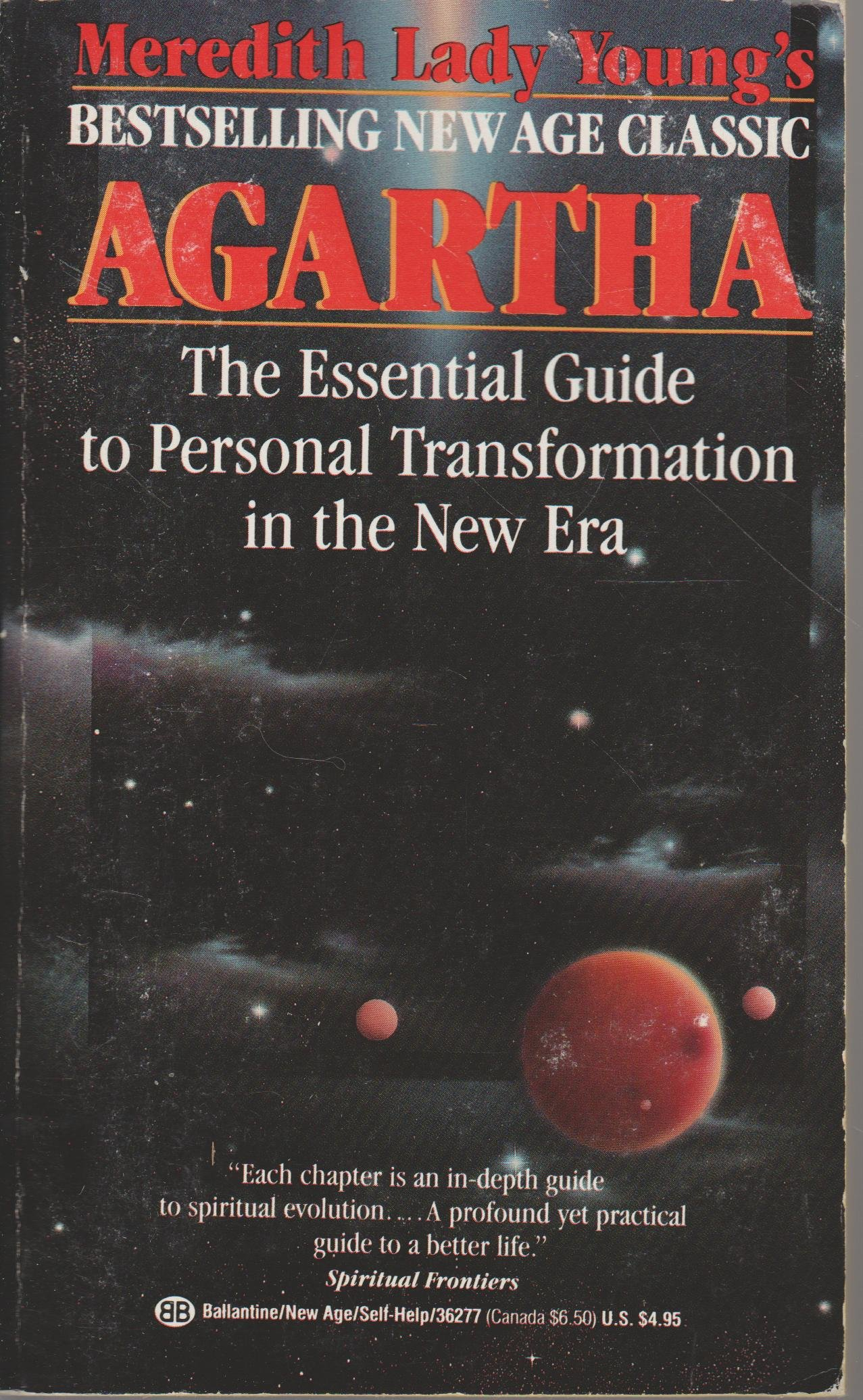 Agartha: The Essential Guide to Personal Transformation in the New