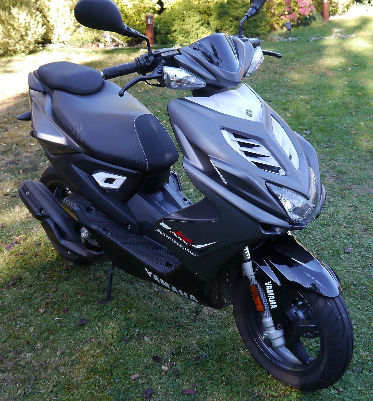 ab Baujahr 2013 Clipse und Vario Schrauben aus Edelstahl MBK Nitro schwarz mit Clipsen neues Modell Yamaha Aerox Verkleidungsschrauben