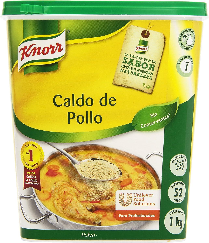 Knorr - Caldo de pollo deshidratado - Polvo - 1 kg