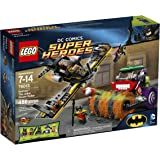 LEGO Superheroes Batman, The Joker Steam Roller - 76013