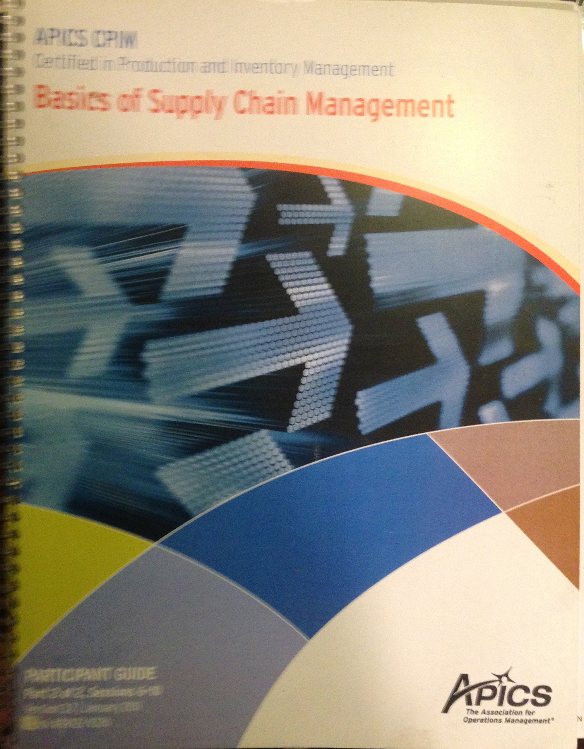 Apics Cpim Certified In Production And Inventory Management Basics