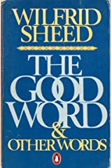 The Good Word and Other Words Paperback