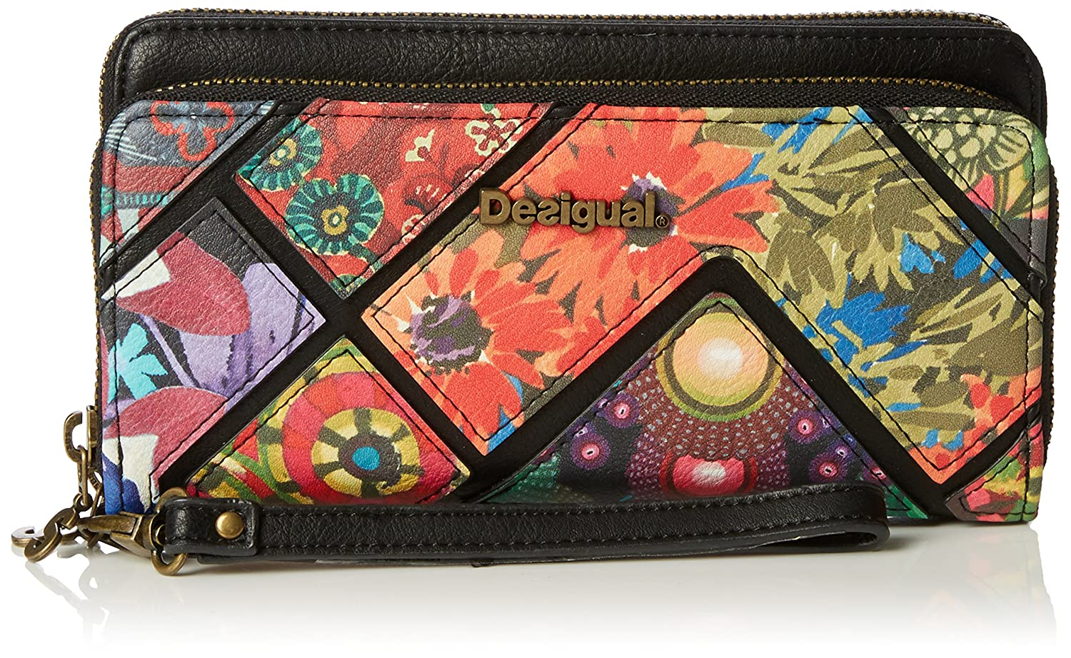 Desigual Two Levels Indiana Wallet
