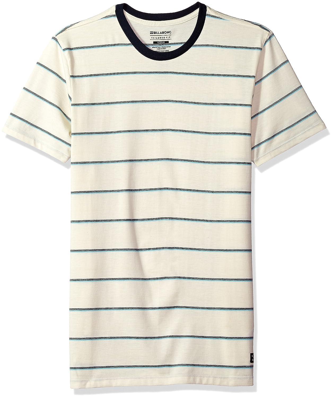 36bc7c2ea1ba BILLABONG Mens Die Cut Stripe Crew T-Shirt: Amazon.ca: Clothing &  Accessories