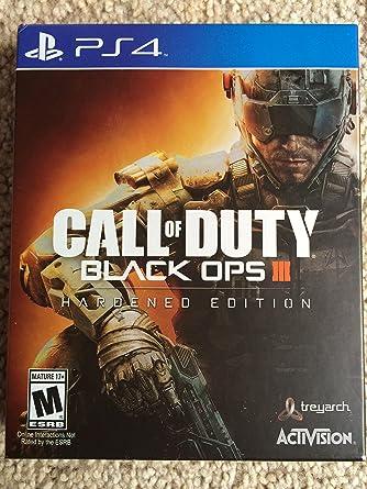Call of Duty Black Ops III Hardened Edition GameStop Exclusive by Activision: Amazon.es: Videojuegos