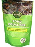 Envii Pond Equaliser – Pond pH Buffer Instantly Balances, and Stabilises pH, KH and GH Levels to Produce Perfect Pond Water – Treats 5,000 Litres