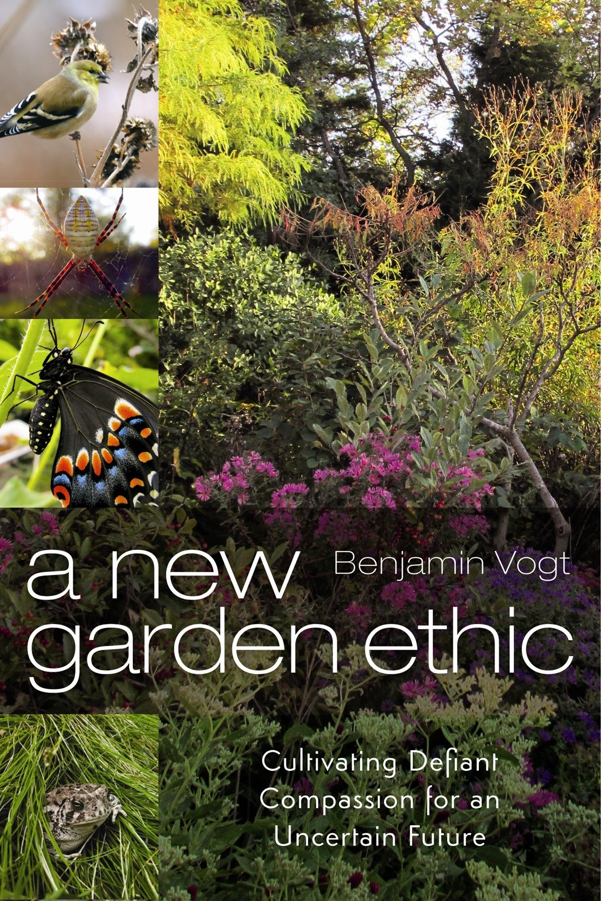 A New Garden Ethic Cultivating Defiant Compassion For An