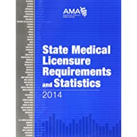 State Medical Licensure Requirements and Statistics 2014