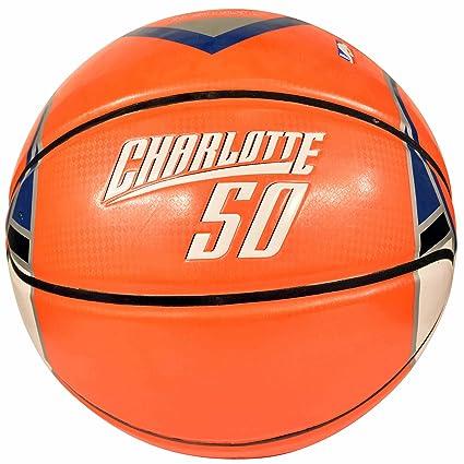 Amazon.com: Spalding NBA Charlotte Bobcats emeka okafor Logo ...