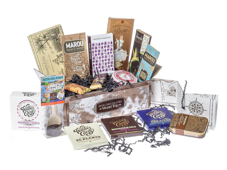 Tesoro de chocolate - Vuelta alrededor del mundo: Amazon.es: Alimentación y bebidas