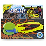 Crayola Washable Sidewalk Chalk Spiral Art Kit, 12Piece, Outdoor Toy, Gift for Kids