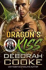 Dragon's Kiss (The DragonFate Novels Book 2) Kindle Edition