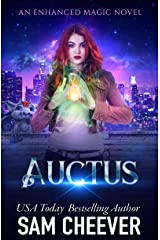 Auctus (An Enhanced Magic Novel Book 2) Kindle Edition